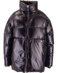 Khrisjoy Polyester Down Jacket - Black