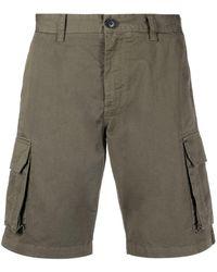 Sun 68 Klassische Cargo-Shorts - Grün