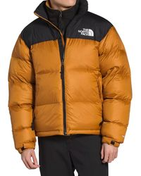 The North Face 1996 Nuptse - Giacca rétro marrone