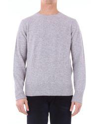 Della Ciana 2018021a01202 Wool Sweater - Gray