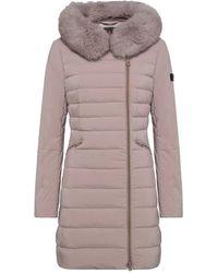 Peuterey Polyamide Down Jacket - Pink