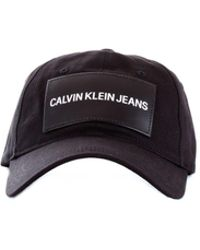 Calvin Klein Black Cotton Hat