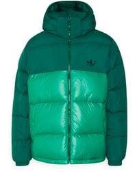 adidas Down Jacket - Green