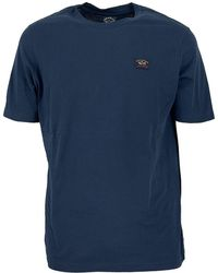 Paul & Shark - Cotton T-shirt - Lyst