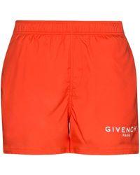 Givenchy POLIESTERE - Arancione