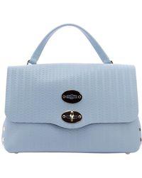 Zanellato Other Materials Handbag - Blue