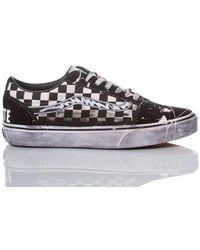 Vans - Fabric Sneakers - Lyst