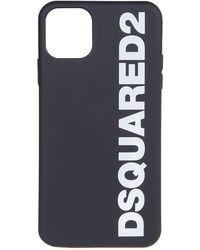 DSquared² Cover itm008855000001m063 pvc - Nero