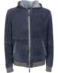 Gimo's Outerwear Jacket - Blue