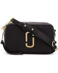 43a8a4ce8 Marc Jacobs Shutter Small Leather Shoulder Bag - Lyst