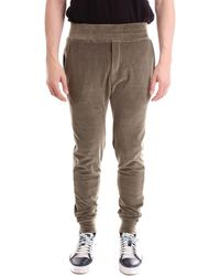 ih nom uh nit Cotton Trousers - Green
