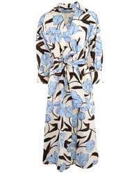 Seventy Cotton Dress - Natural