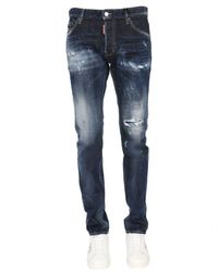 DSquared² - ANDERE MATERIALIEN JEANS - Lyst