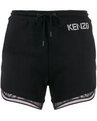 KENZO Klassische Shorts - Schwarz