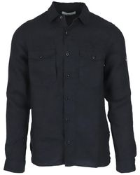 Stone Island Other Materials Shirt - Blue