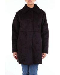 Seventy Polyester Coat - Black