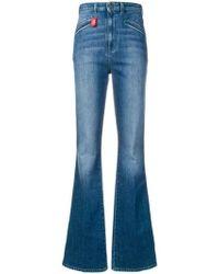 Philosophy Blue Cotton Jeans