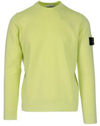 Stone Island - Other Materials Sweater - Lyst
