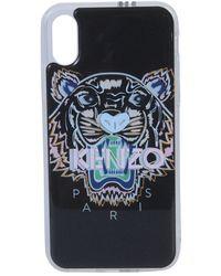 KENZO Tiger Iphone X/xs Case - Black