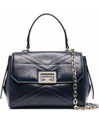 Givenchy LEDER HANDTASCHEN - Blau