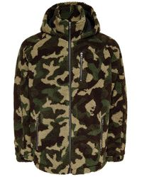 Only & Sons Green Polyester Jacket