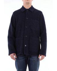 Aspesi - Cj70g850 Wool Outerwear Jacket - Lyst