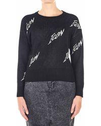 Guess Wool Sweater - Black