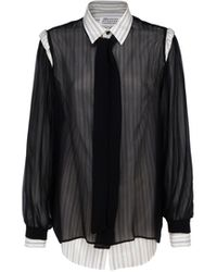 Maison Margiela Other Materials Shirt - White