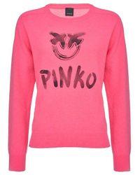 Pinko CASHMERE - Rosa