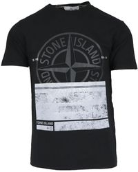 Stone Island - Other Materials T-shirt - Lyst