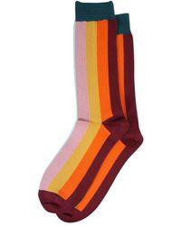 Paul Smith Cotton Socks - Multicolour