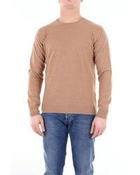 Della Ciana 201918032 Cotton Sweater - Natural
