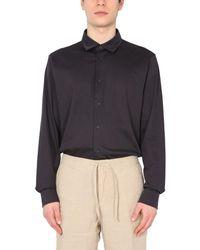 Z Zegna - Other Materials Shirt - Lyst