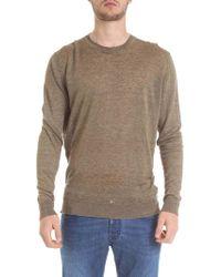 Woolrich Brown Linen Sweater