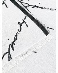 Givenchy WEISS FOULARD - Mehrfarbig