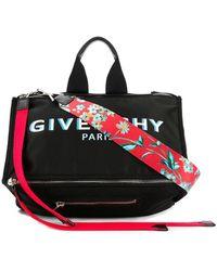 Givenchy Black Polyester Travel Bag