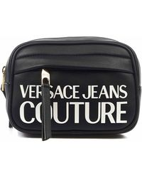 Versace Belt Bag - Black