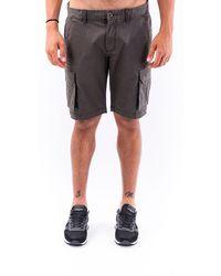 Sun 68 Cotton Shorts - Brown