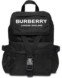 Burberry FIBRE SINTETICHE NERO