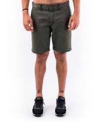 Sun 68 Cotton Shorts - Green