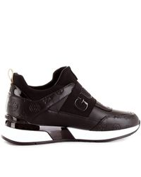 Guess - POLYURETHAN SNEAKERS - Lyst