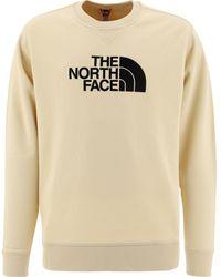 The North Face Nf0a4t1erb61 baumwolle sweatshirt - Braun