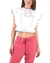 Tommy Hilfiger Top - White