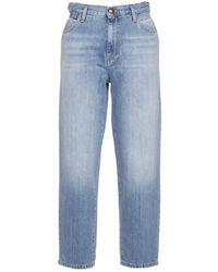 Pinko Other Materials Jeans - Blue