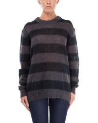 BLK DNM Black Wool Sweater