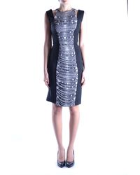 Balmain Plastic Dress - Black