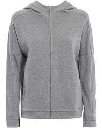 Woolrich Cotton Sweatshirt - Gray