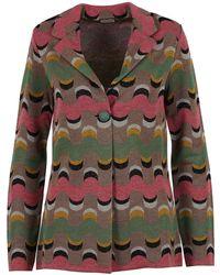 Maliparmi Malìparmi Jd63967052012b99 Other Materials Jacket - Natural