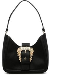 Versace Jeans Couture Couture I Schultertasche - Schwarz