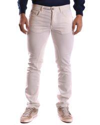 Etiqueta Negra White Cotton Jeans